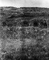 Nischer i terasserna på det skulpterade berget. Lokal, Samaipata, SV - SMVK - 005869.tif