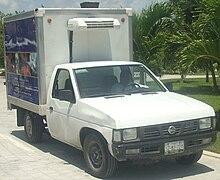 Nissan Hardbody Truck Mexico
