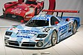 Nissan R390 GT1 (1998) front-left 2015 Nissan Global Headquarters Gallery.jpg