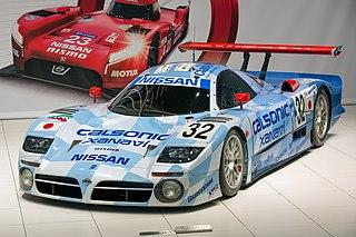 Nissan R390 GT1