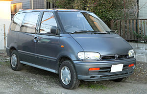 Nissan Serena (C23M)