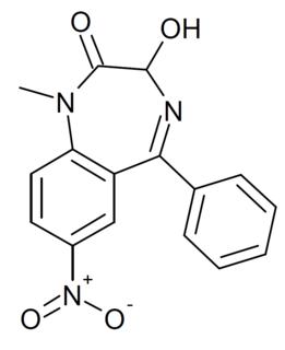 3-Hydroxyphenazepam - WikiMili, The Free Encyclopedia