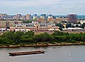 Nizhny Novgorod View to Main Fair Building.JPG