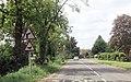 Nocton road entering Potterhanwith (geograph 3520031).jpg
