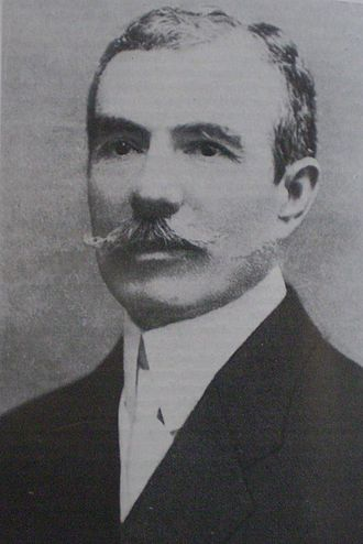 1922 Argentine general election - Image: Norberto Piñero