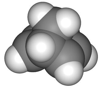 Norbornadiene - Image: Norbornadiene 3