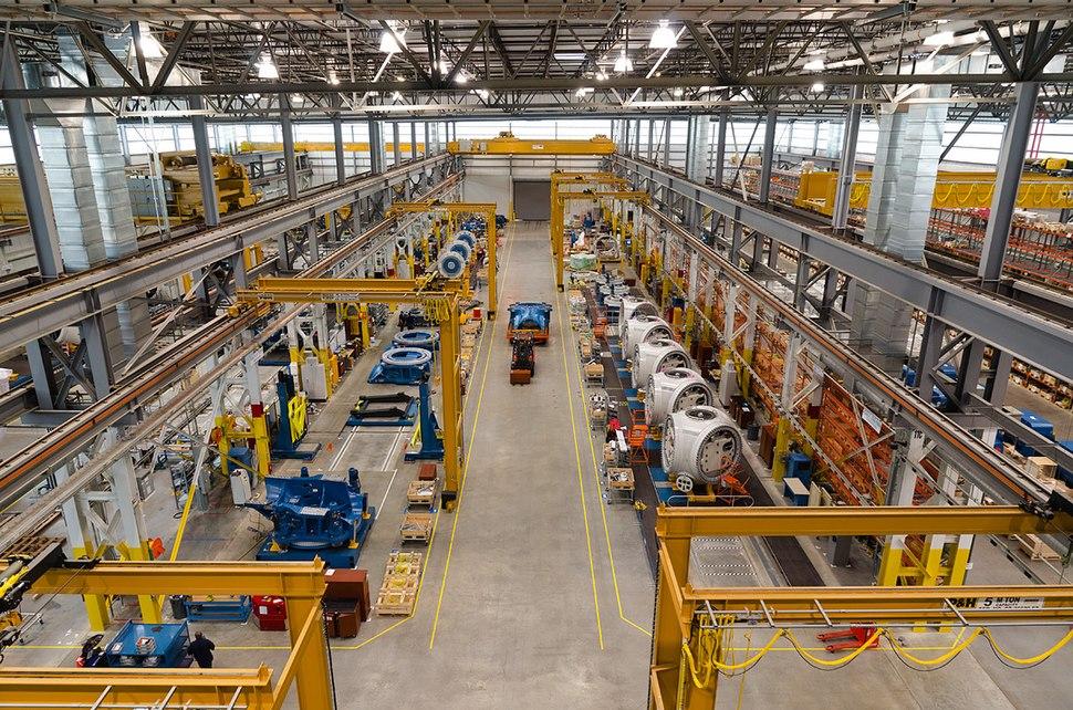 Nordex Jonesboro Plant 001
