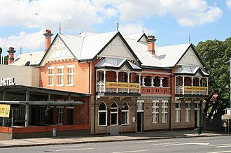 Normanby Hotel - Normanby Hotel, 2008