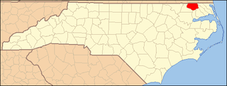 National Register of Historic Places listings in Gates County, North Carolina Wikimedia list article