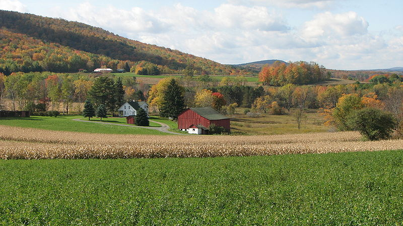 File:North Central Pennsylvania Farm.jpg
