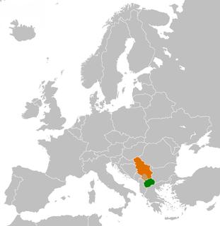 North Macedonia–Serbia relations Diplomatic relations between North Macedonia and the Republic of Serbia