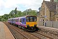 Northern Rail Class 150, 150132, Appley Bridge railway station (geograph 4531348).jpg