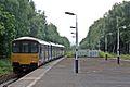 Northern Rail Class 150, 150135, Ince railway station (geograph 4531736).jpg