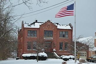 Northfield Center Township, Summit County, Ohio - Town hall