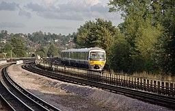 Northwick Park station MMB 03 165019 165006