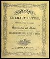 Norton's Literary Letter, 1859, cover.jpg