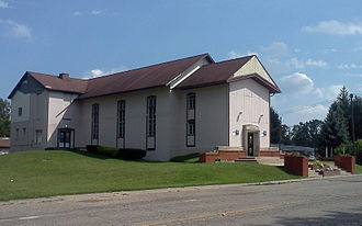 Norwayne Historic District - Norwayne Community Church