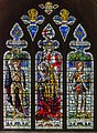 Norwich Cathedral, Stained glass window (24122604402).jpg