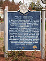 Norwichtown Historic District - The Green (sign).jpg