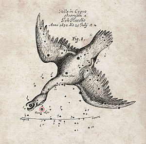 CK Vulpeculae - Image: Nova of 1670 by Hevelius