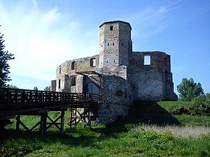 Siewierz - Castle of Kraków bishops