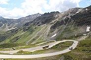 Nufenenpass Postauto