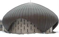 Nusrat Djahan Mosque Hvidove Copenhagen Denmark 02.jpg