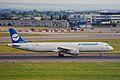 OH-LZB 1 A321-211 Finnair LHR 30JUN99 (5898124555).jpg