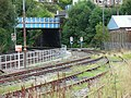 Oban railway station southern end - August 2009.JPG