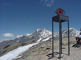 Oberrothorn mountain