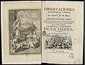 Observaciones astronomicas y phisicas ... en los Reynos del Perú 1748.jpg