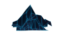 Obstacle 1 blue neon retro animation sprite video game.png