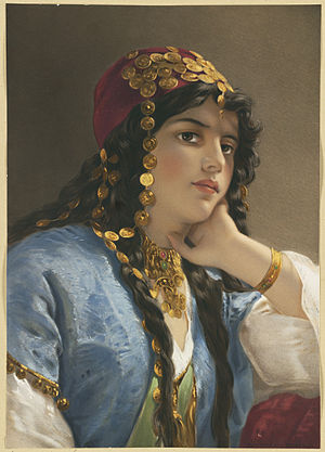 Ottoman Imperial Harem - Cariye or Imperial Concubine