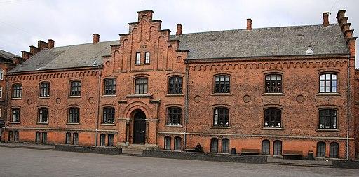 Odense-Gråbrødre Kloster towards Gråbrødreplads-1