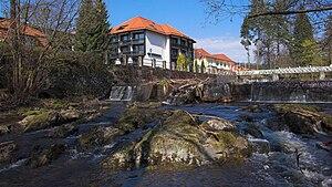 Oder (Harz) - Image: Oder Lauterberg