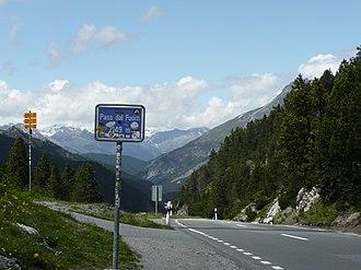 Ofenpass-Schild