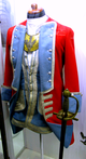 Officer's uniform of Foot Guard of the Polish Crown 1732.PNG