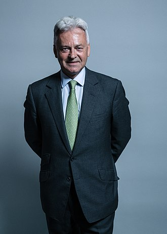 Minister of State for Europe - Image: Official portrait of Sir Alan Duncan