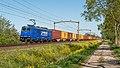 Oisterwijk Crossrail 186 269 (Rhenus Logistics) Frenkendorf Shuttle (49801917058).jpg
