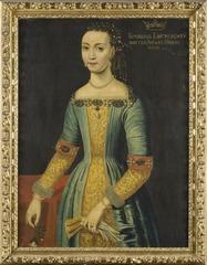 Okänd kvinna, kallad Sigrid Vasa, 1566-1633