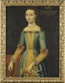 Okänd kvinna, kallad Sigrid Vasa, 1566-1633 - Nationalmuseum - 15101.tif