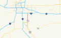 Oklahoma Route 77H map.png