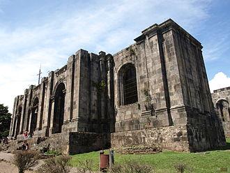 Cartago Province - Image: Old ruins in cartago daniel vargas 19