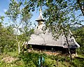 "Old Church ""Cuvioasa Paraschiva"" - Valea Stejarului Village, Maramures, Romania.jpg"