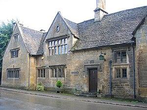 Stanton, Gloucestershire - Old Manor Farmhouse