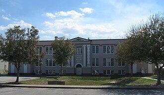 Melbourne High School (Melbourne, Florida) - Old Melbourne High School