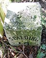 Old Milestone - geograph.org.uk - 1192071.jpg