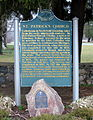 Old Saint Patrick Catholic Church (Ann Arbor, MI) - historical marker.jpg