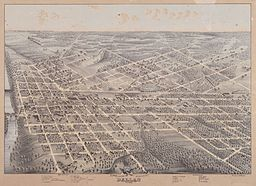 Old map-Dallas-1872