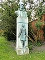 Olfert Ricard memorial - Garnisons Kirke - Copenhagen - DSC07793.JPG
